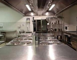 deep clean kitchens