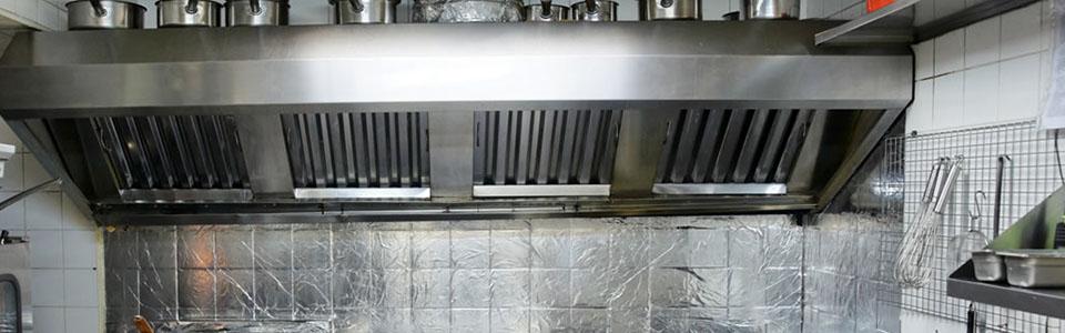 Kitchen Ventilation Cleaning